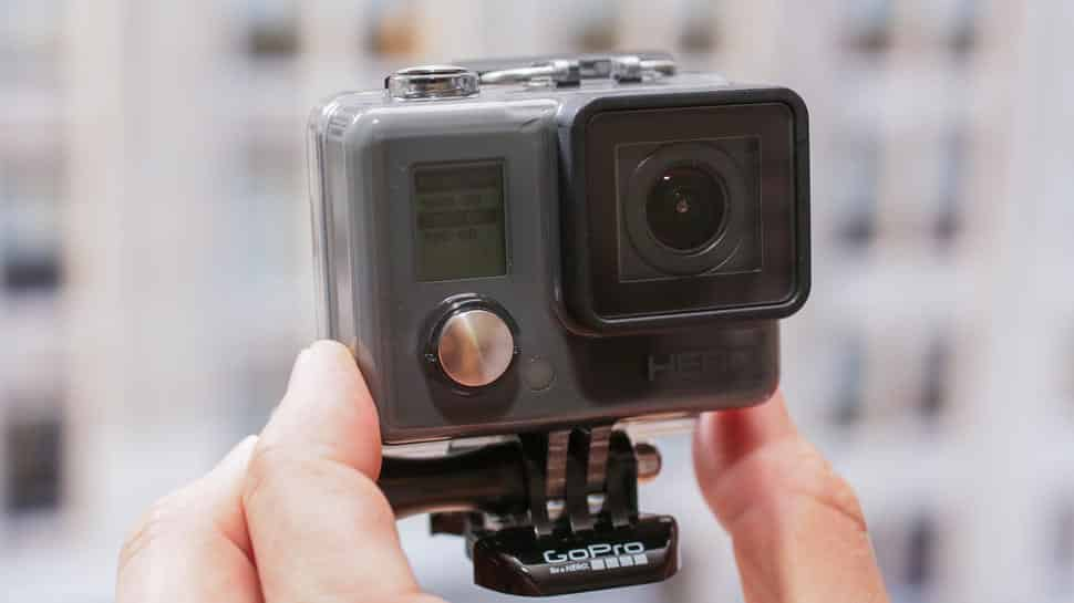 l'action cam GoPro HERO+ LCD