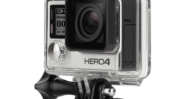 Photo de la camera sport GoPro Hero 4 Silver edition