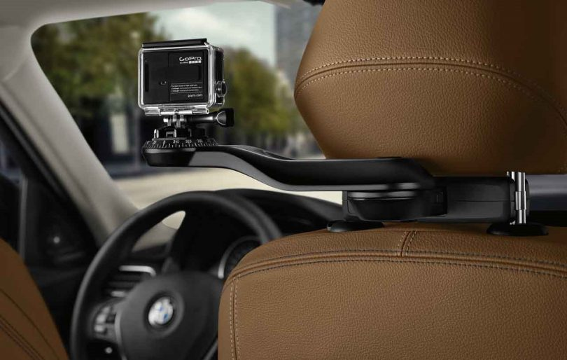 camera embarquée voiture de type gopro (dashcam)