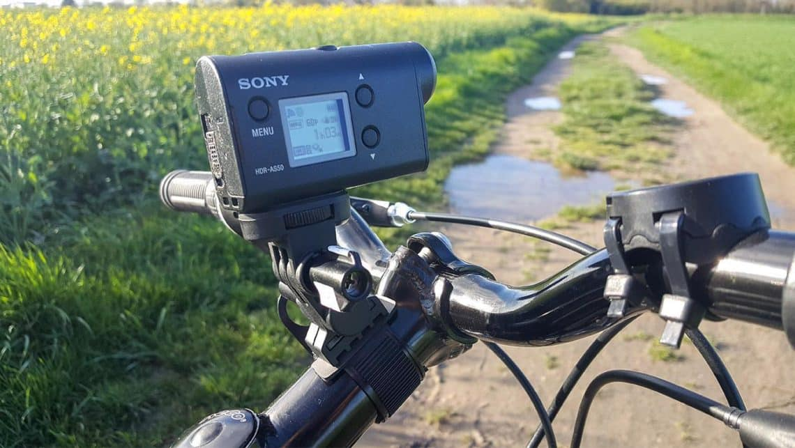 Sony HDR-AS50 : notre test complet