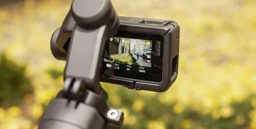 stabilisateur pour caméra gopro