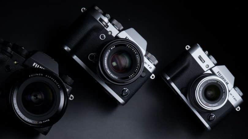 top 5 appareil photo hybride
