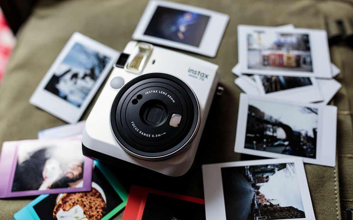 9e19e5d51e4a10 Top 7 des meilleurs appareils photo instantanés ou Polaroïds
