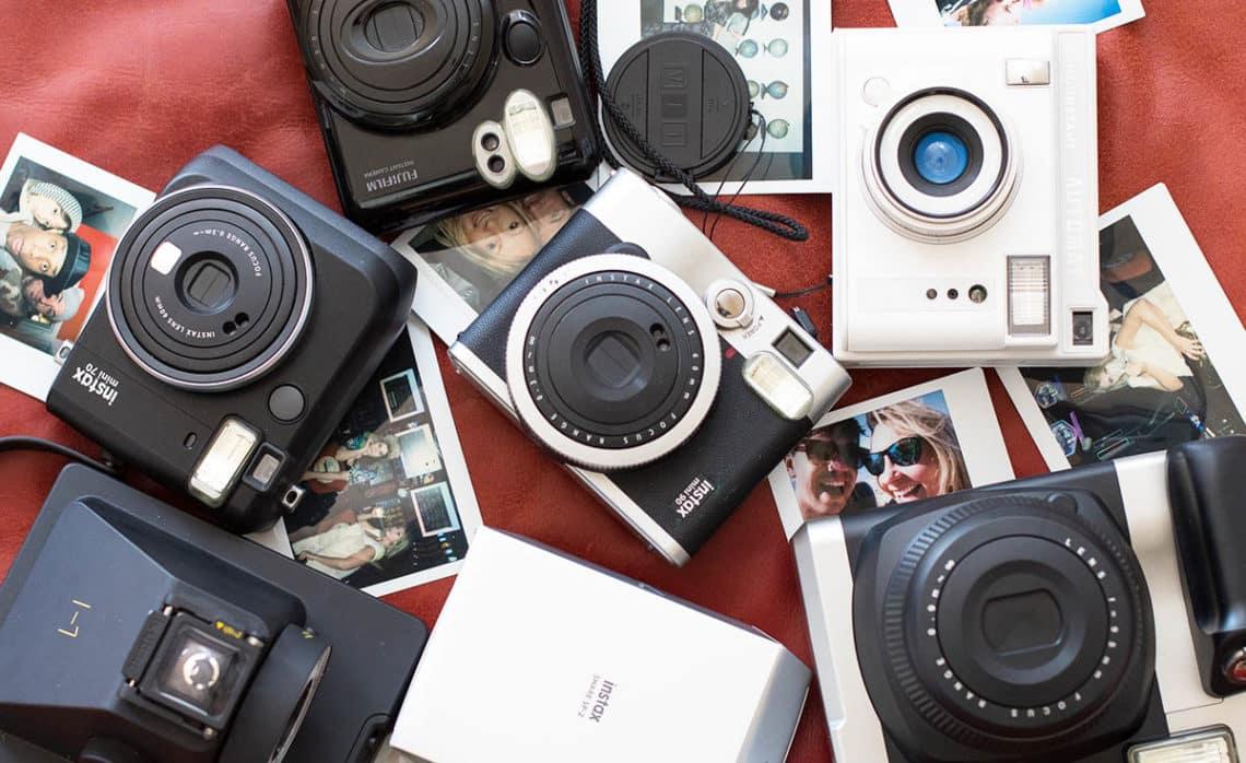 Top 7 des meilleurs appareils photo instantanés ou Polaroïds 2413f45b6420